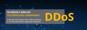 A10 networks DDoS komplex védelem