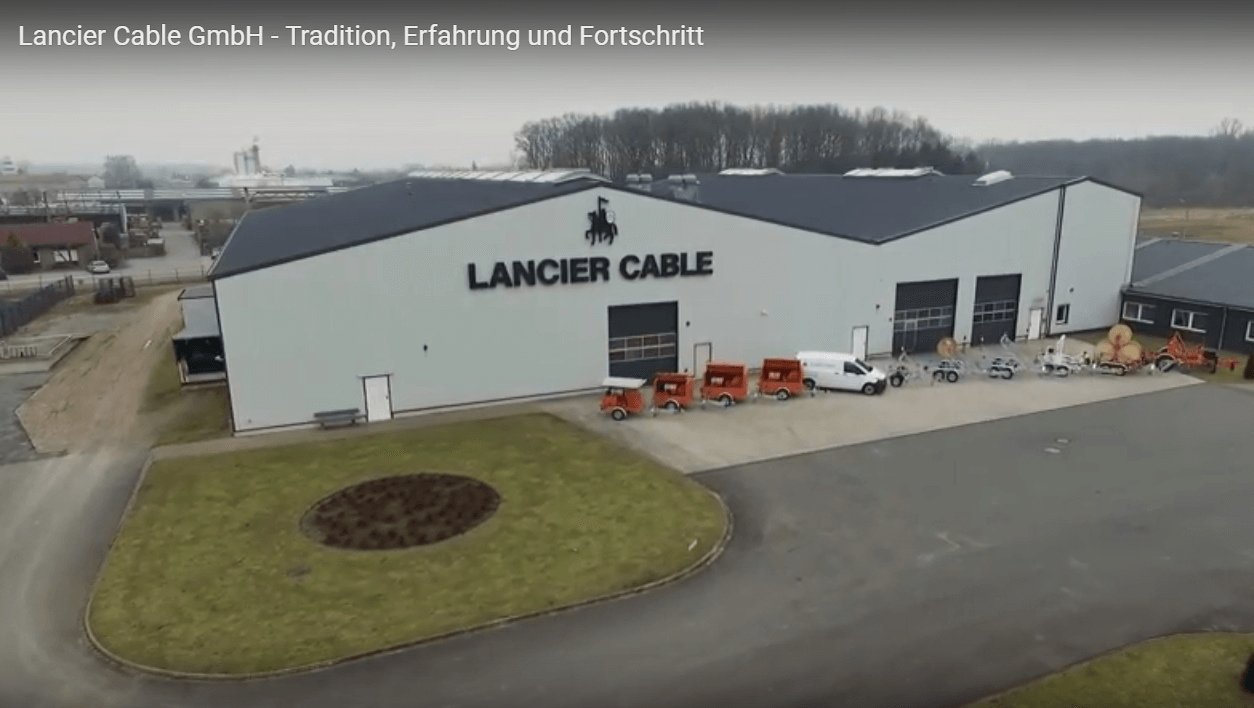 Lancier Cable video